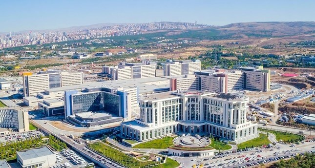 Turquie : inauguration du plus grand hôpital d'Europe à Ankara